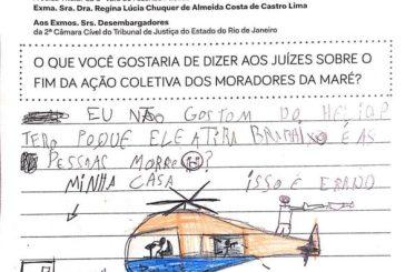 Nota Pública ao governador e ao presidente do Tribunal de Justiça do Estado do Rio de Janeiro 16/8