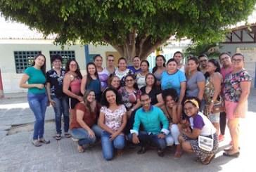 Curso de Pedagogia da URCA (Parfor) promove roda de conversa com o professor Nicolau Neto e universitárias