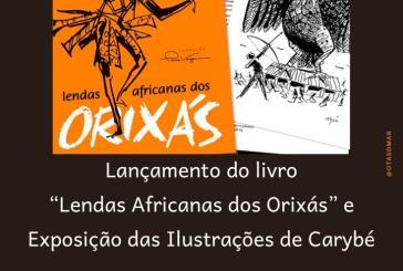 Lendas Africanas dos Orixás Pierre Verger & Carybé será lançado em SP