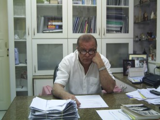 Professor Marcílio