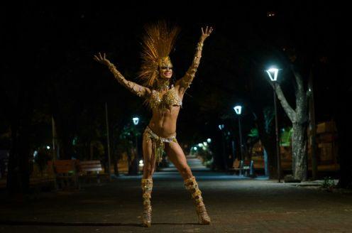 Chandelly Kidman - Foto Victor Gabriel
