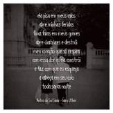 Poesia de Ícaro Uther (1)