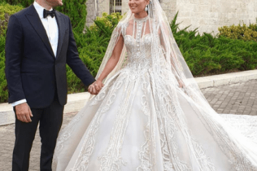 Elie Saab, oğlunu evlendirdi