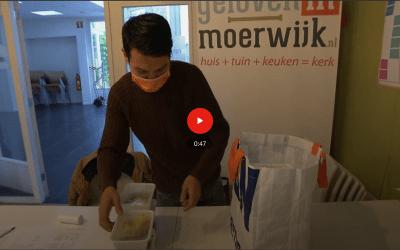 Geloven in Moerwijk start #nietalleen #coronahulp actie weer op