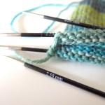 KnitPro Karbonz – unzerbrechliche Nadelspiele