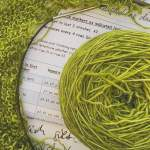 Inspiration No. 58: Stricken mit supersupersuperdickem Garn, Garnverlosung und die Sache mit dem Textiler KIK