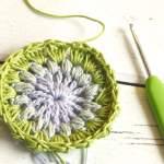 Inspiration No. 95: Wolle färben, Termine und gestrickte Tücher