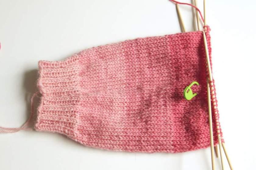 Socken Stricken Lernen Mit Gemacht Mit Liebe Gemacht Mit Liebe