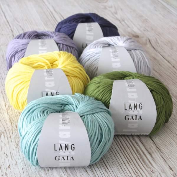 Lang Yarns Gaia