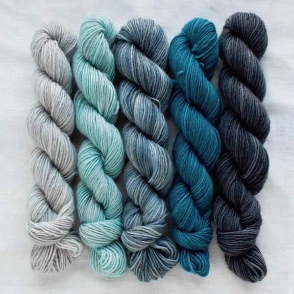 Silk Blend Fino Ministränge -