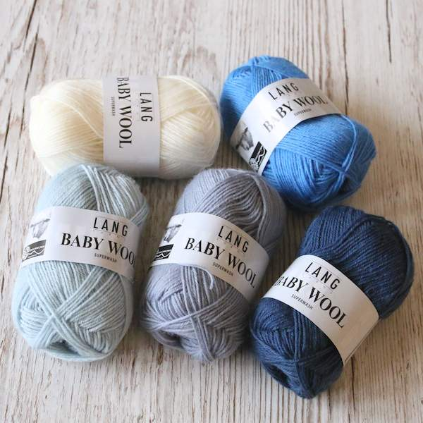 Baby Wool von Lang Yarns