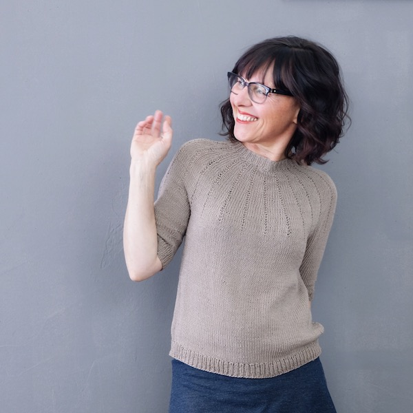 rosa p Tuula Sweater Sommerdition