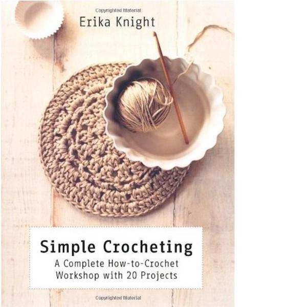 Erika Knight Simple Crocheting