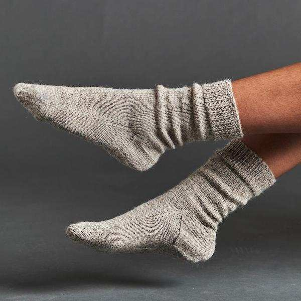 Erika Knight Wool Local Socks