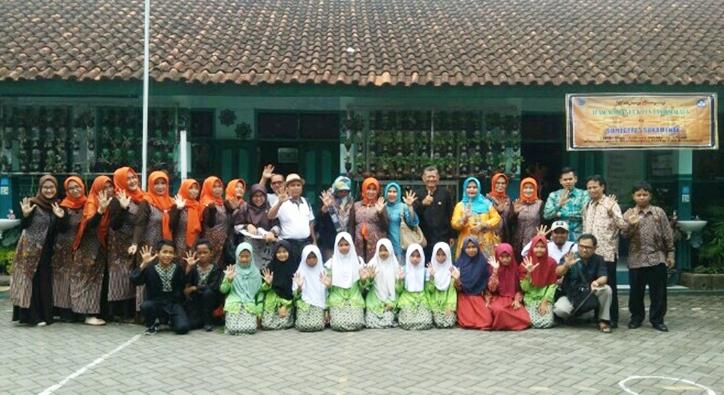 Program 3P Jadi Andalan SDN 5 Sukamenak Kec. Purbaratu Menuju Sekolah Adiwiyata Tingkat Kota