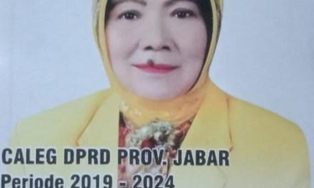 Mengenal Sosok Hj. Dede T. Widarsih, SE Caleg DPRD Provinsi Jabar Dapil 15