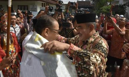 Plh Sekda Kab. Tasik Sambut Baik Kunker Menteri Koperasi dan UKM Dalam Rangka Pemberdayaan KUKM