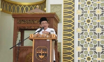 Bupati Tasikmalaya Hadiri Isra Mi'raj Nabi Muhammad SAW 1440 H/2019 M