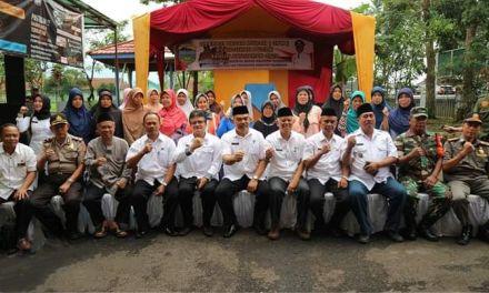 Launching OPM Bersubsidi Bentuk Antisipasi Menekan Gejolak Harga Kebutuhan Pokok