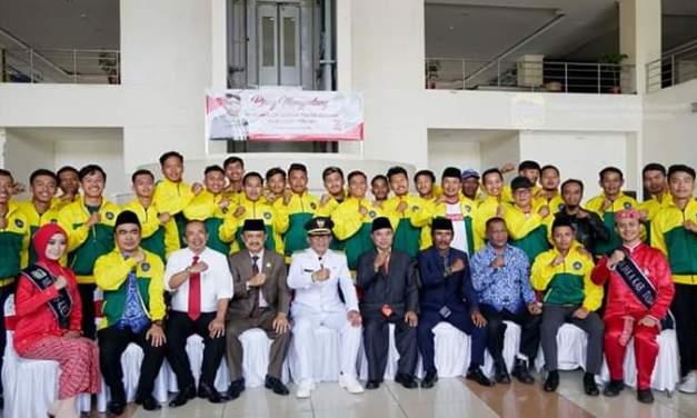 Dilepas Bupati Tasikmalaya ke Liga 3 PSSI Jabar 2019, Persitas Siap Bertanding