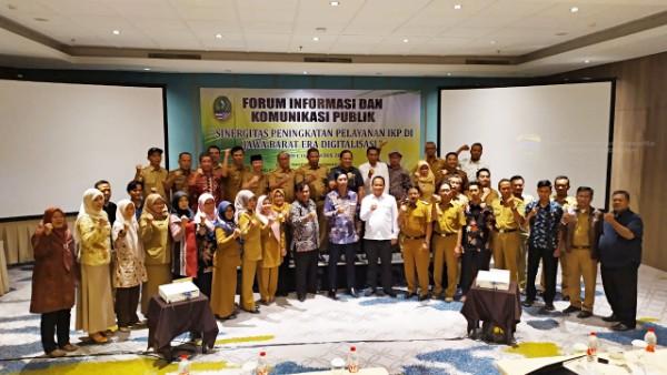 Forum Informasi dan Komunikasi Publik se-Jawa Barat, Kadiskominfo : Bangun Komunikasi yang Kredibel