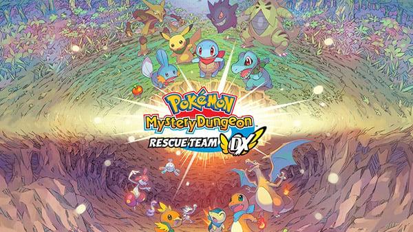 Resultado de imagen de pokemon mystery dungeon dx