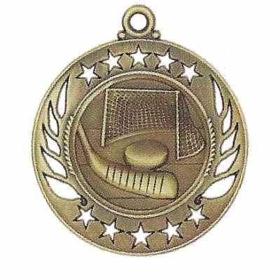 High End Hockey Medal