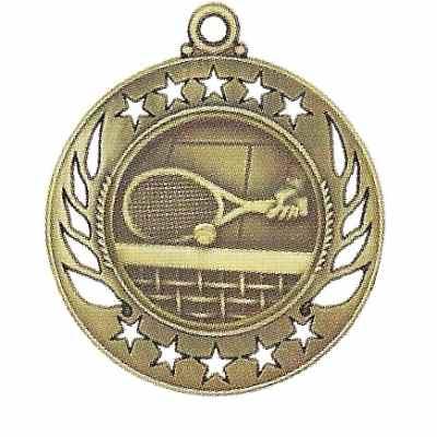 High End Tennis Medal