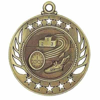 High End Track Medal