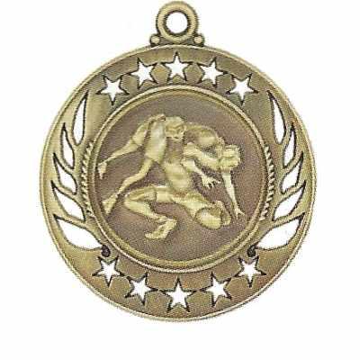 High End Wrestling Medal