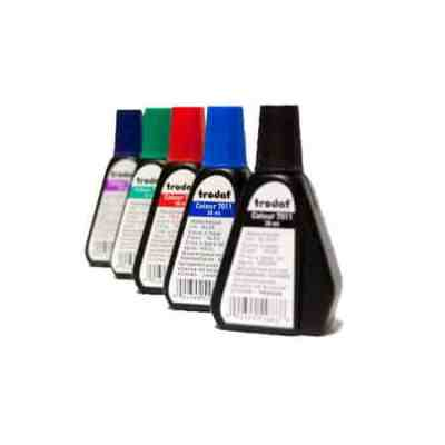 Ink Bottles for Rubber Stamps