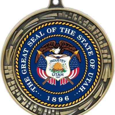 Arrow Custom Medal