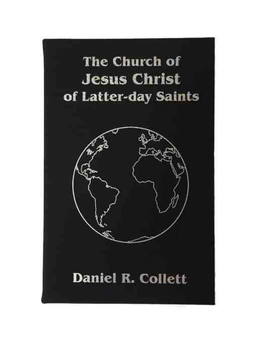 Leather Missionary Journal with World