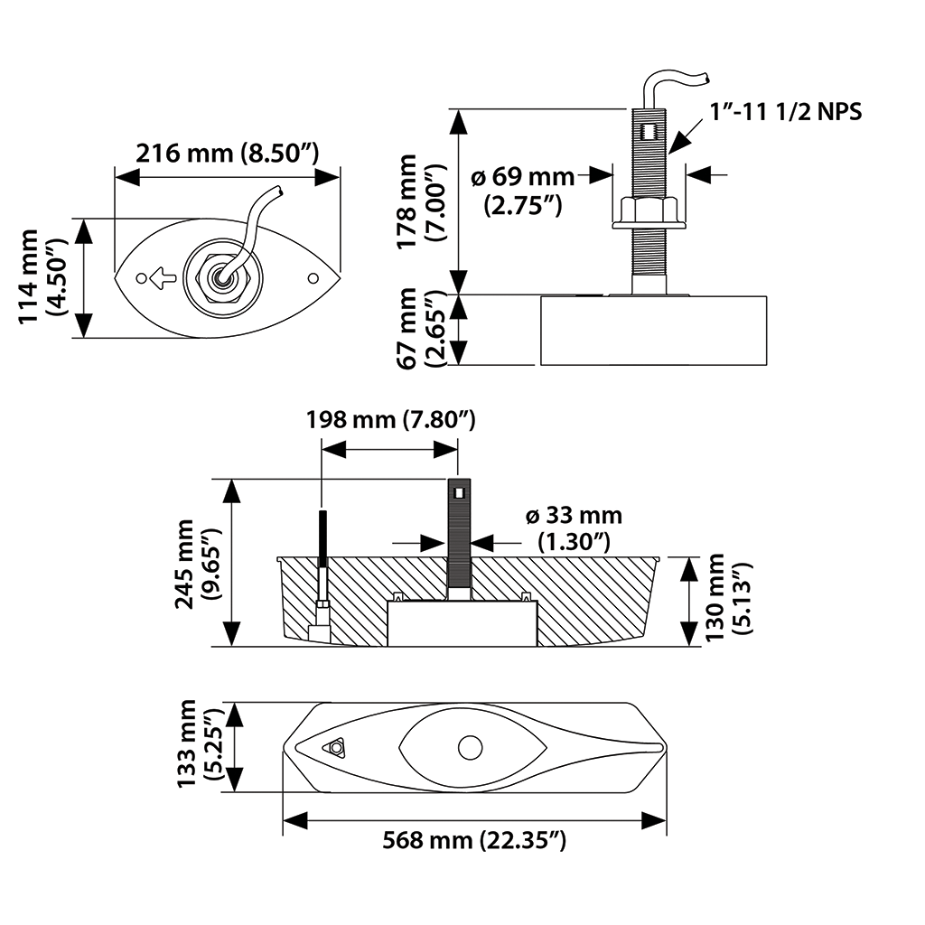 Airmar Wiring Diagrams - Wiring Diagrams Folder on