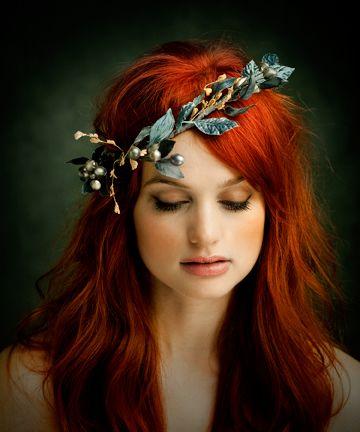 vintage bridal headpieces