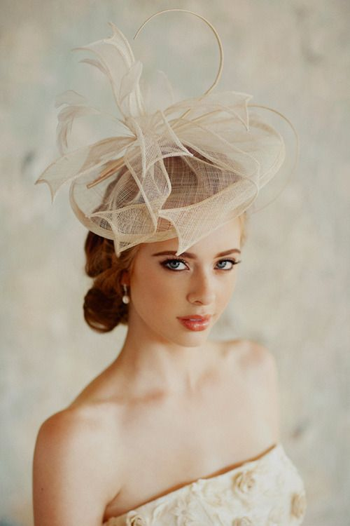 vintage bridal headpieces