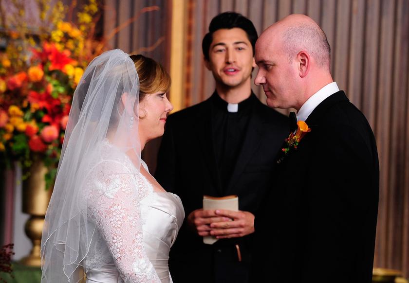 wedding vows in movie