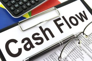 cash flow and calculator