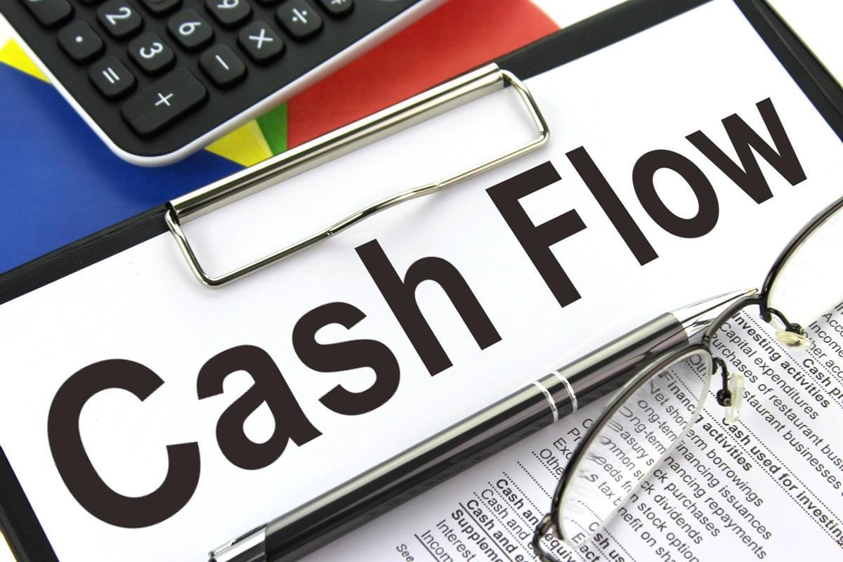 Cash flow and calculator