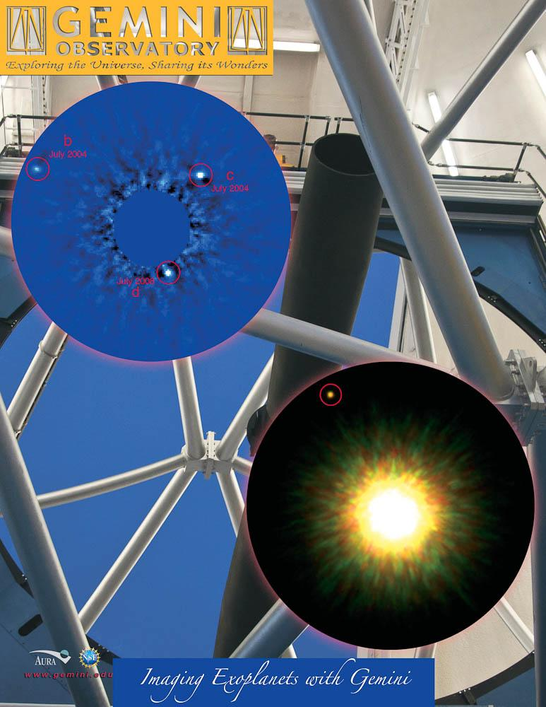 Imaging Exoplanets with Gemini | Gemini Observatory