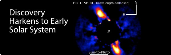 Discovery Harkens to Early Solar System | Gemini Observatory