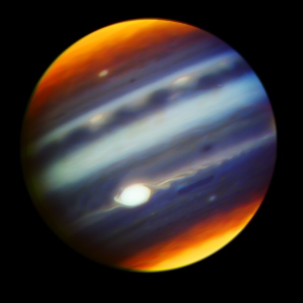 Get ready to see Jupiter's Great Red Spot up close and ...