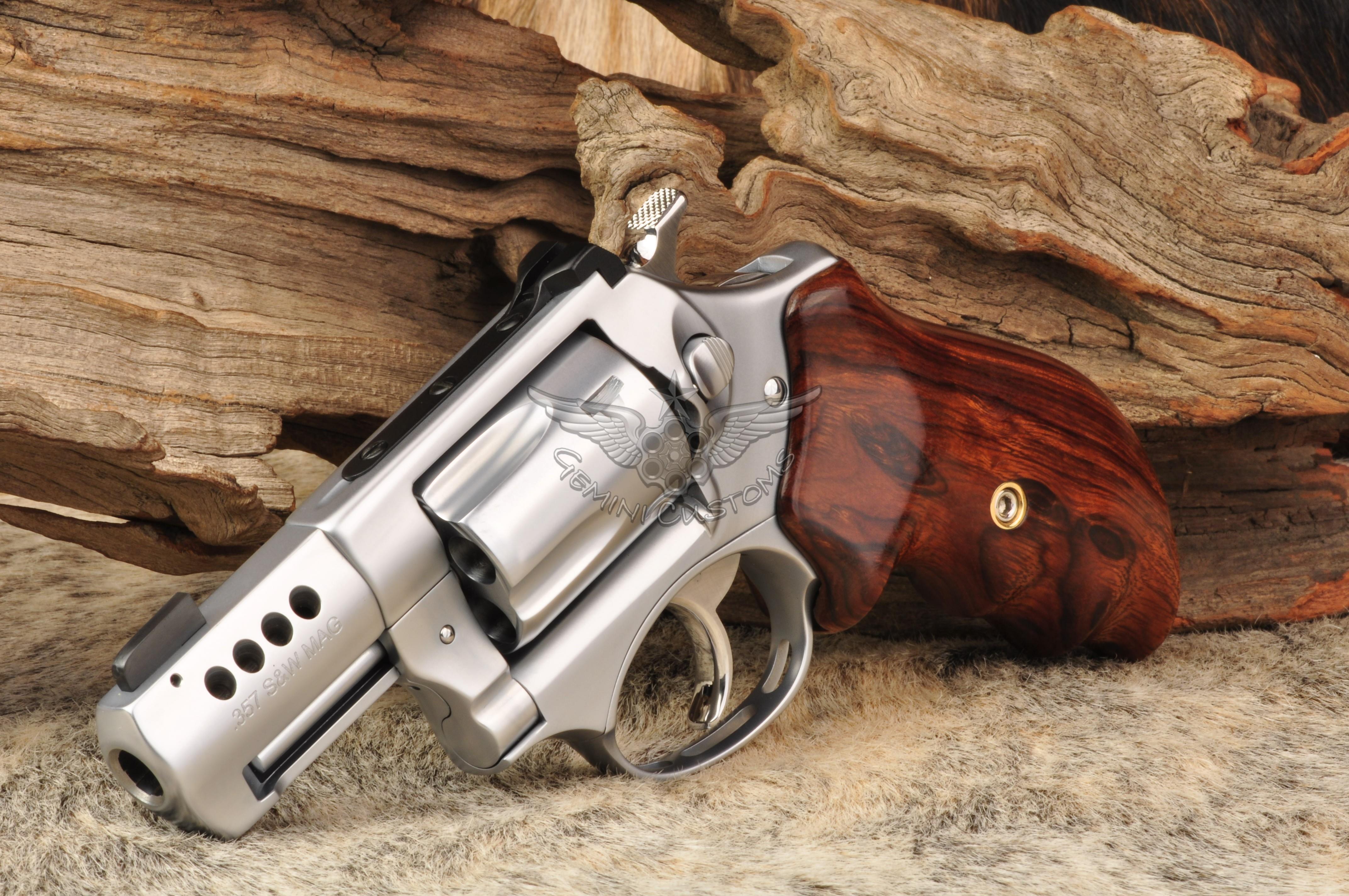 Gemini Customs Ruger Revolvers