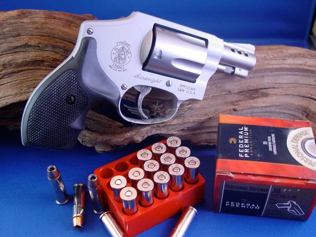 S&W Revolvers - Gemini Customs