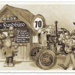 70 Jahre Gady