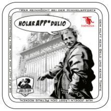 Studie: Jodler-App Bierdeckel
