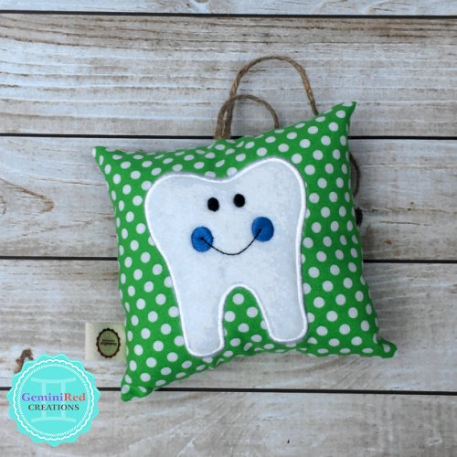 tooth fairy pillows custom personalized