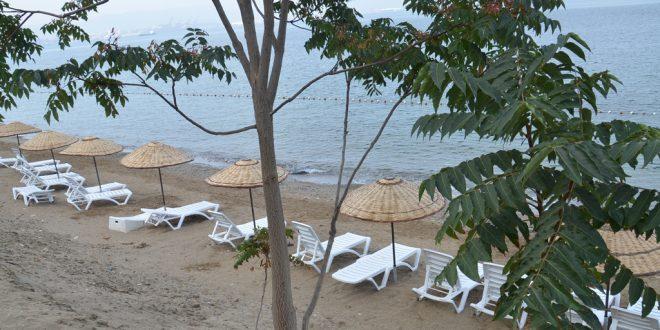 Gemlik Kadınlar Plajı Yenilendi