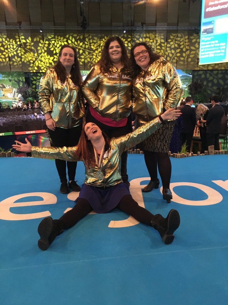 Salesforce World Tour London 2018 – A Goldie's Perspective