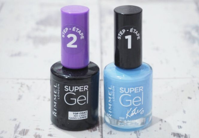 Rimmel London Nail Rescue Save Me 14 Day Hardening Treatment Nails